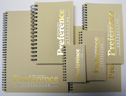 Preference Wire Bound Planners & Calendars