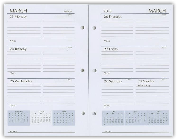 calendar insert